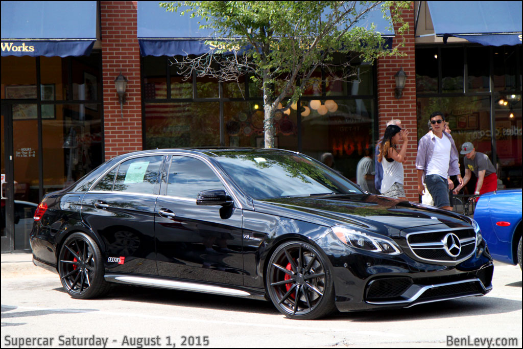 Mercedes-Benz E63 AMG Alpha 7 by AMS Performance
