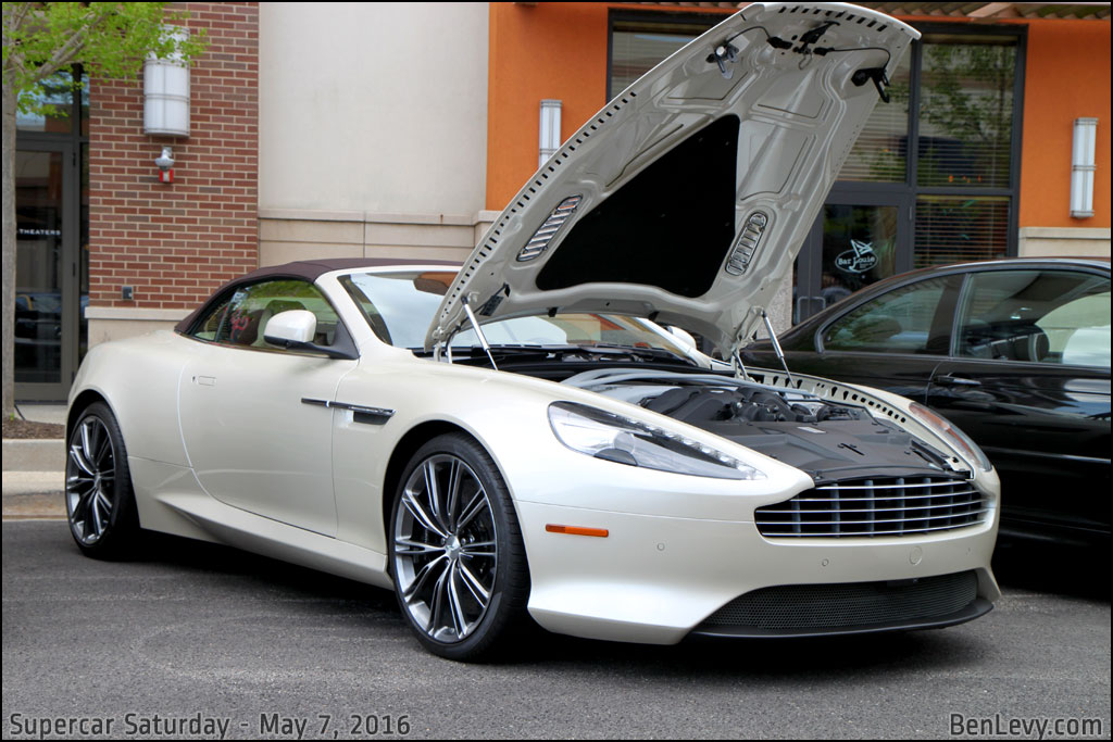 aston martin db9 convertible. Black Bedroom Furniture Sets. Home Design Ideas