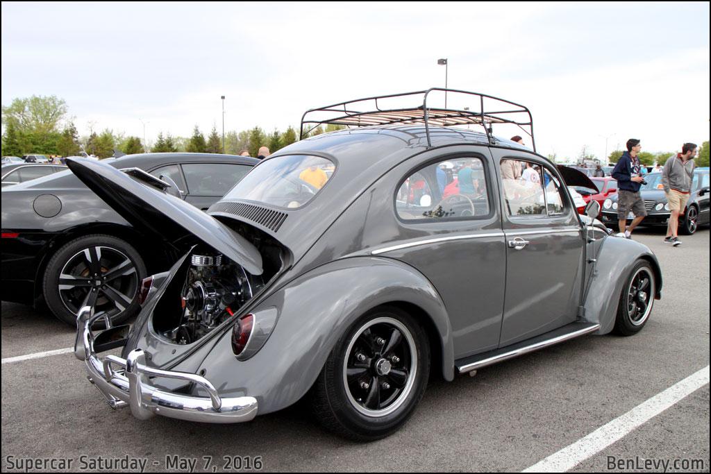 Grey Volkswagen Beetle Benlevy Com