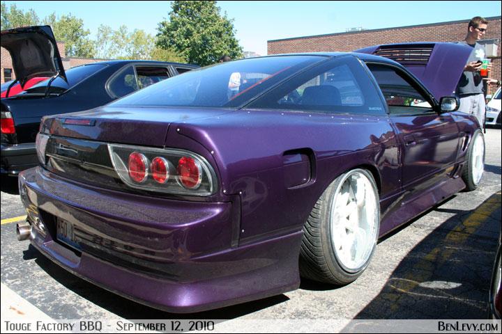 Purple Nissan 240sx Benlevy Com