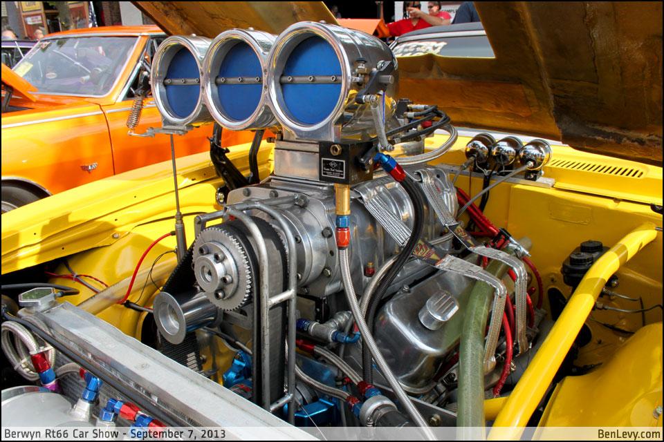 Mooneyham Blower On Engine Benlevy Com