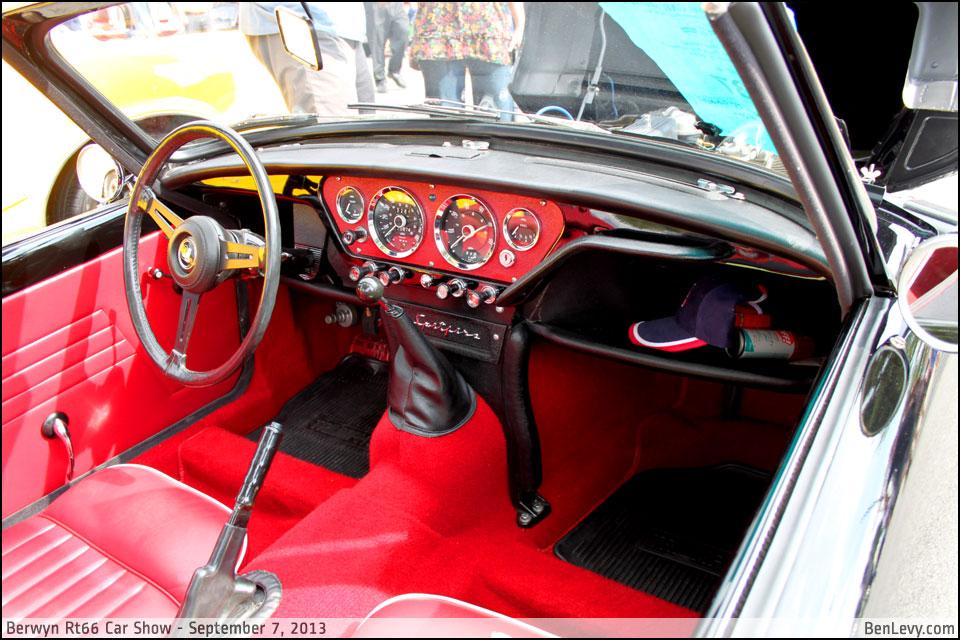 1963 Triumph Spitfire Interior Benlevy Com