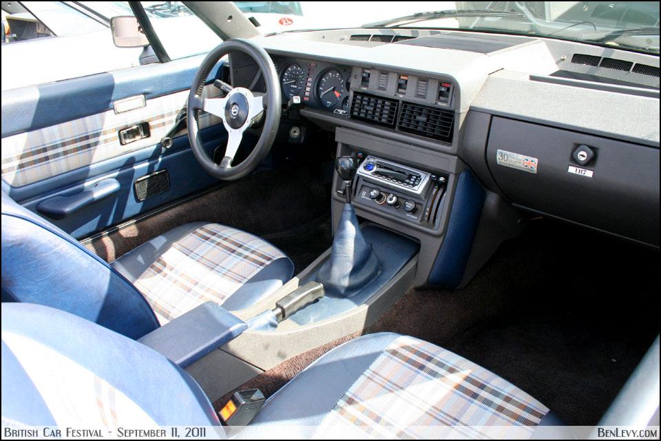 Triumph Tr7 Interior Benlevy Com