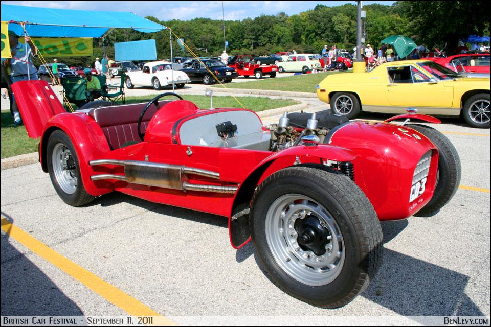 1955 Lotus Mk Vi Benlevy Com