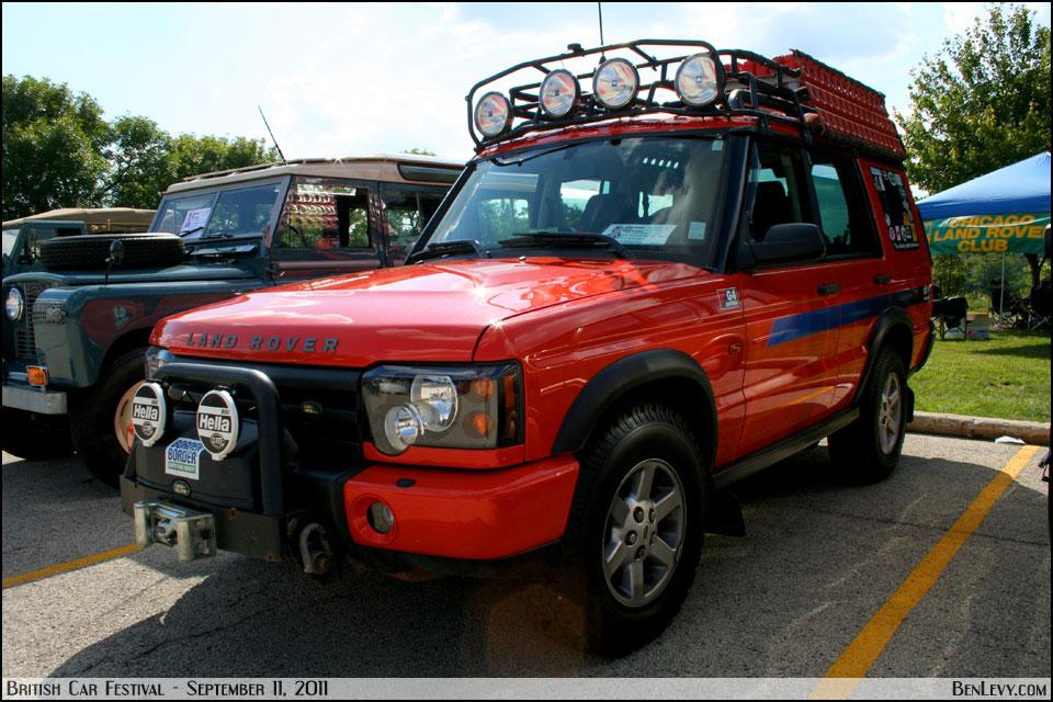 2004 Land Rover Discovery G4 Benlevy Com