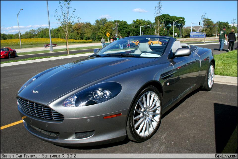 2007 Aston Martin Db9 Volante Benlevy Com