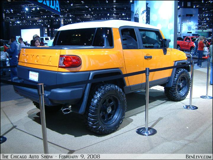 Toyota Fj Convertible Benlevy Com