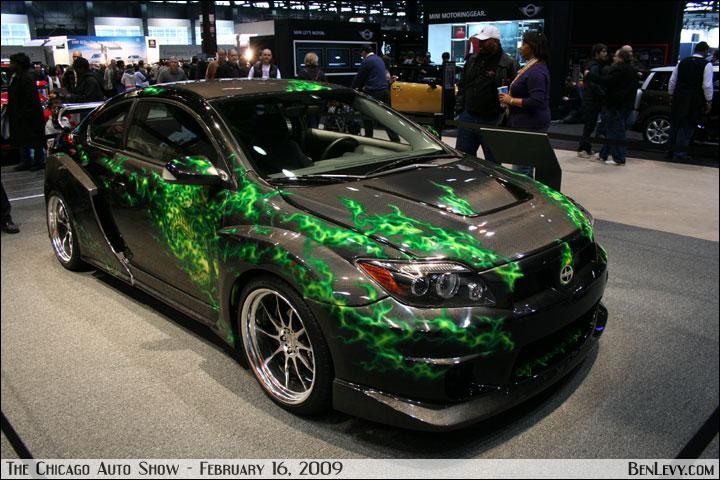 Carbon Fiber Scion Tc Benlevy Com
