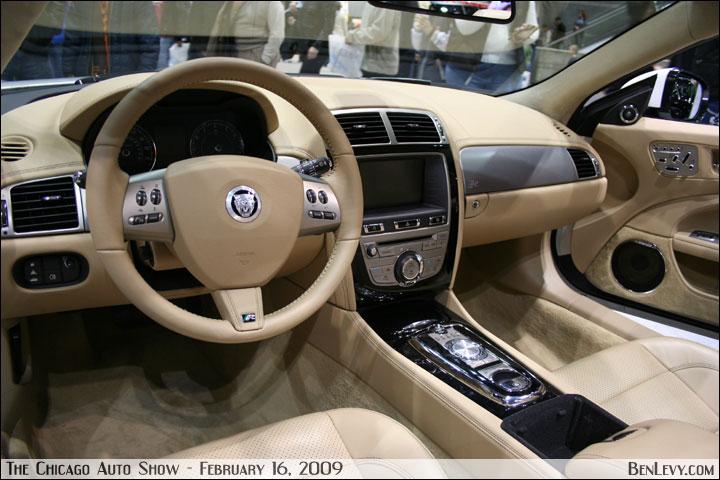 2009 Jaguar Xkr Interior Benlevy Com