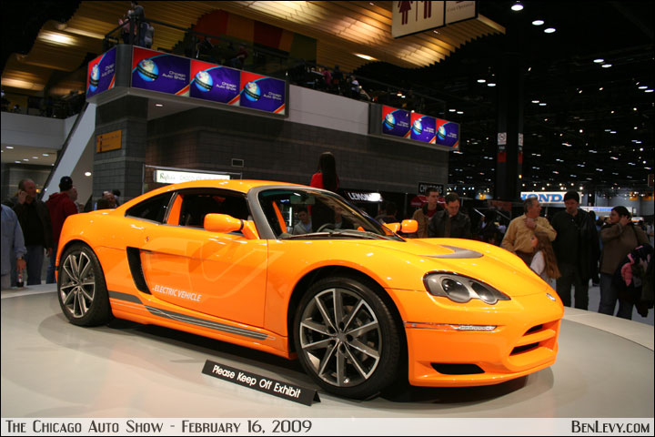 Pictures From The 2009 Chicago Auto Show