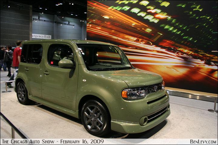 Moss Green Nissan Cube Benlevy Com