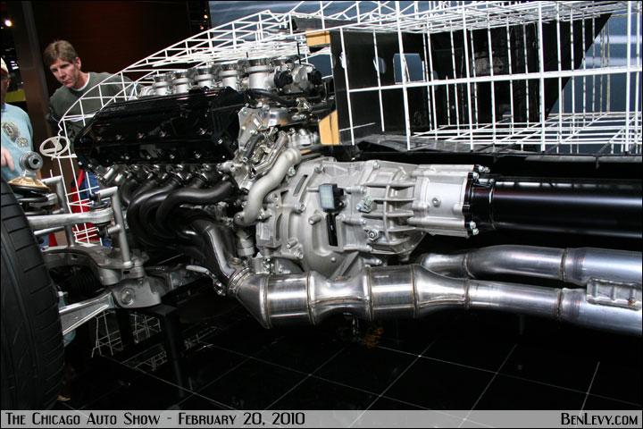 Honda And Acura >> Lexus LFA V10 Engine - BenLevy.com