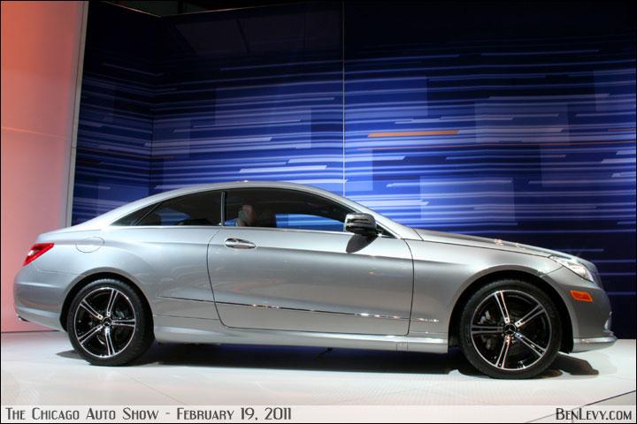 2011 mercedes benz e class coupe for 2011 mercedes benz e class coupe