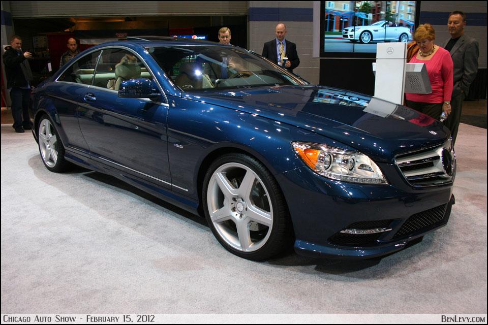 Mercedes Benz Cl550 4matic Benlevy Com