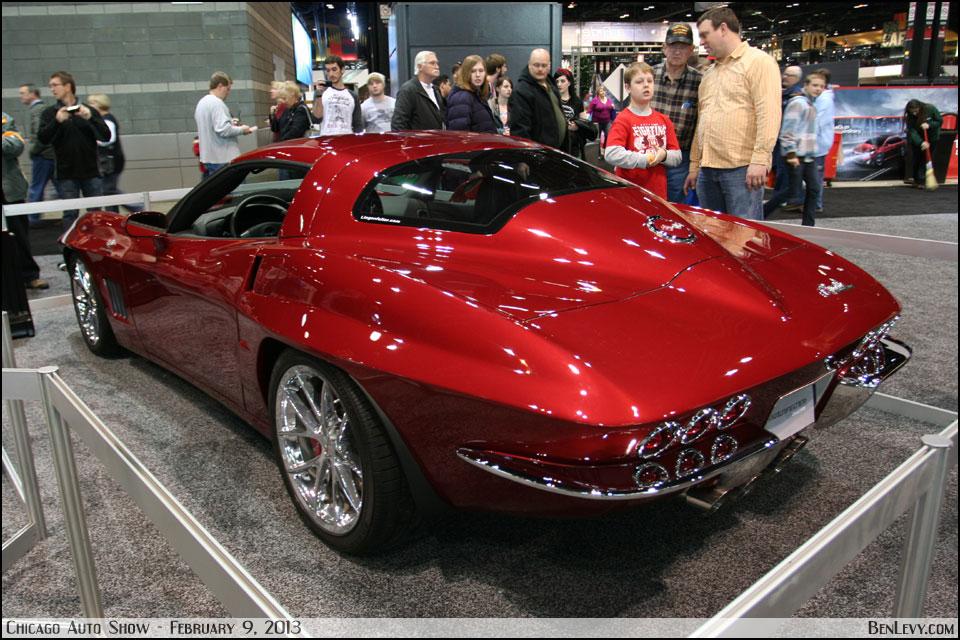 Karl Kustom Corvettes Z0 Quot 67 Quot Benlevy Com