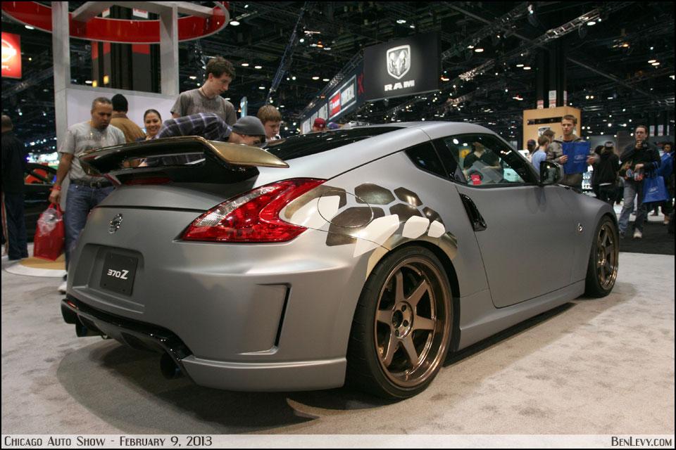 Modded Nissan 370z Benlevy Com