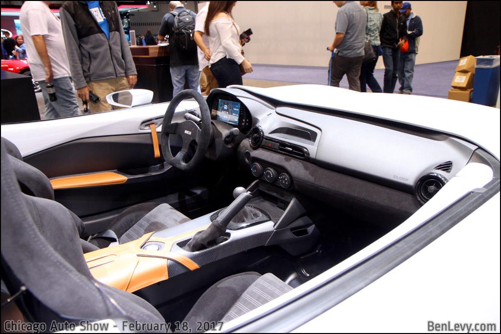 Mazda MX-5 Miata Speedster