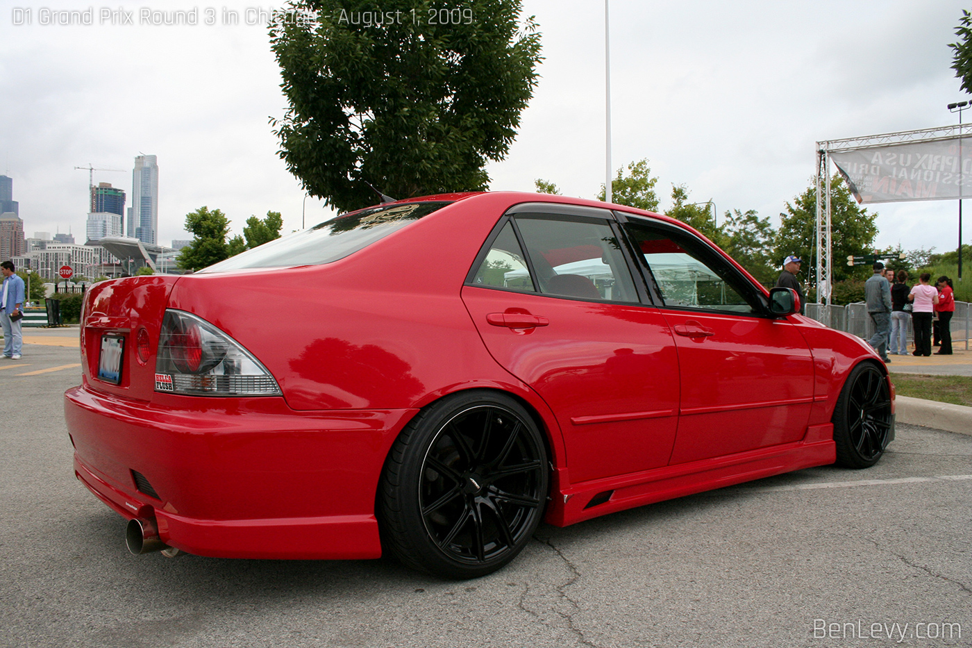 Slammed Red Lexus Is300 Benlevy Com