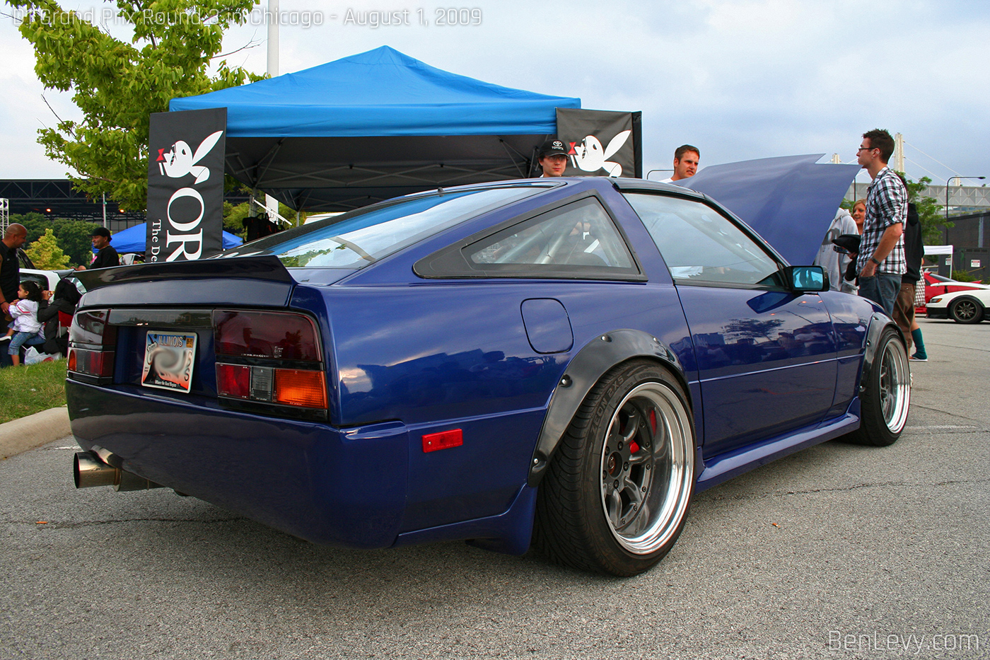 Z31 300zx With Shaved Rear Bumper Benlevy Com