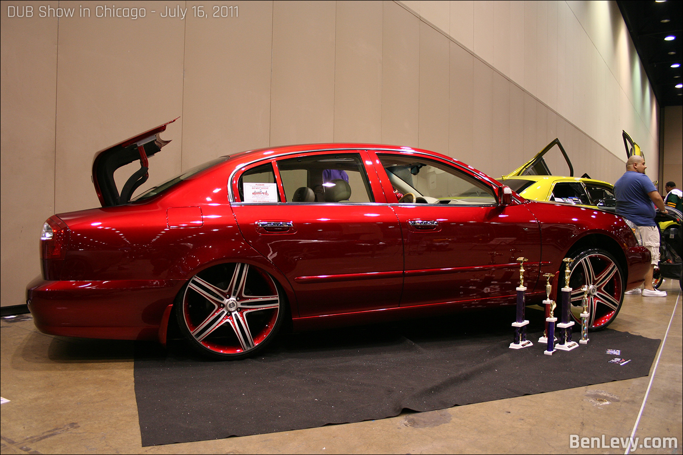 Infiniti Q45 With Air Suspension Benlevy
