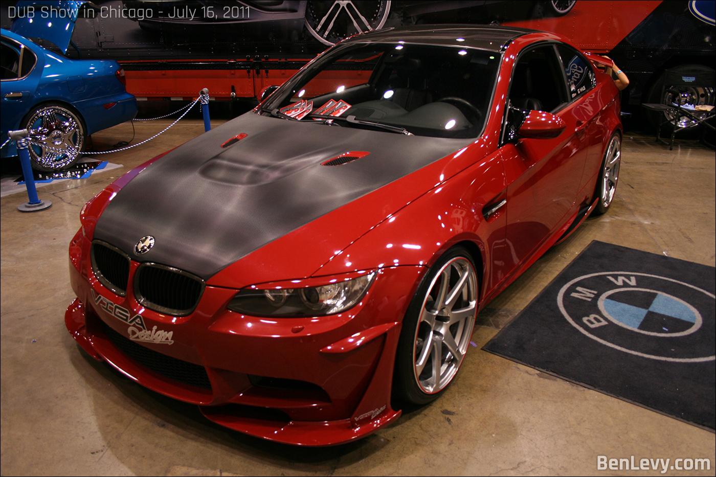 Custom BMW M3  BenLevycom