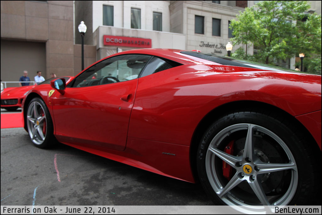 458 red cars - photo #24
