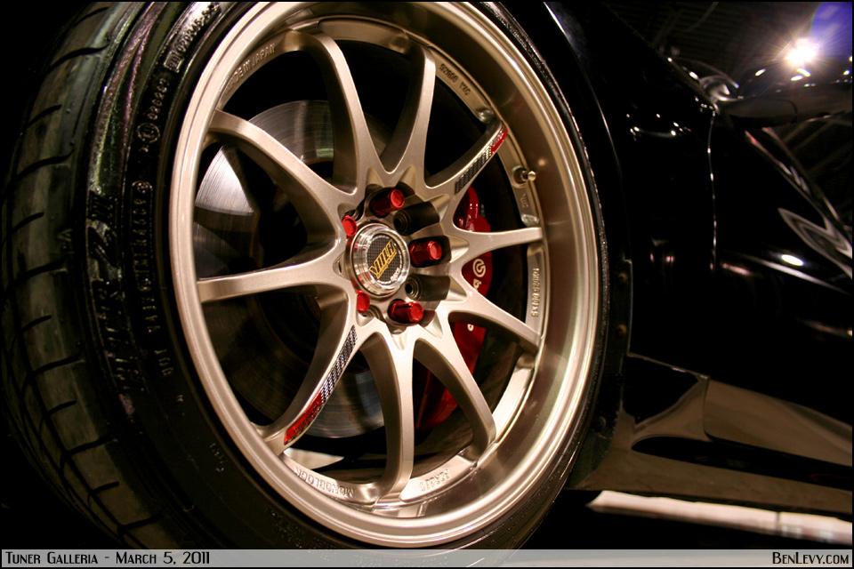 Volk Racing Ce28n Genesis Wheel Benlevy Com