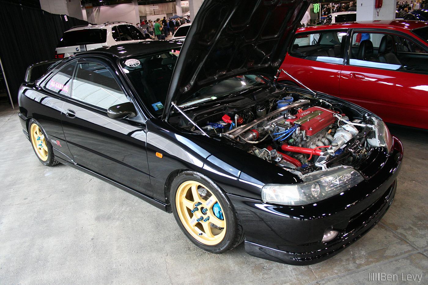 Black Acura Integra Gs R Benlevy Com