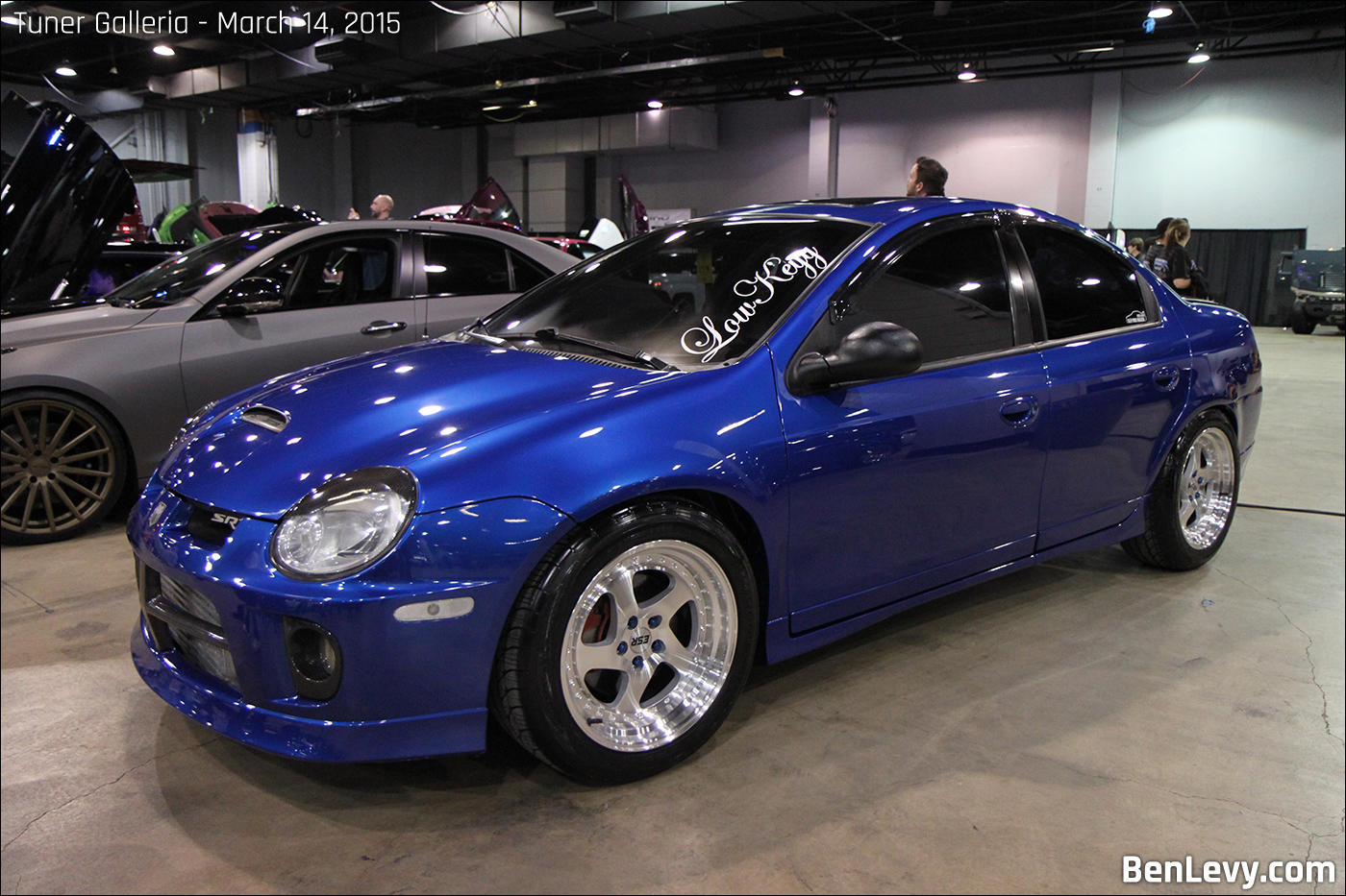 Chrysler Lamborghini >> Blue Dodge Neon SRT-4 - BenLevy.com