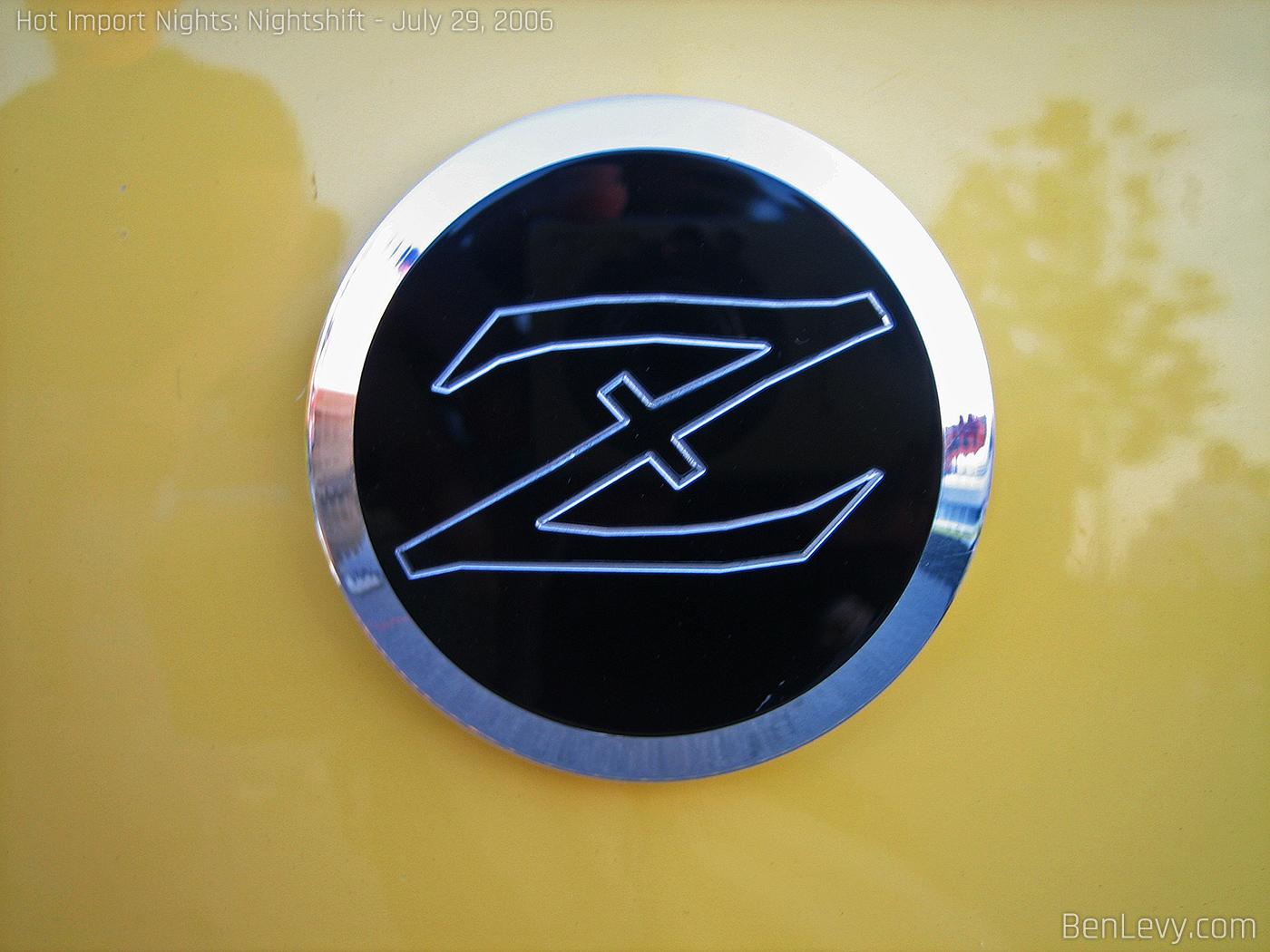 Nissan 240z Emblem Benlevy Com