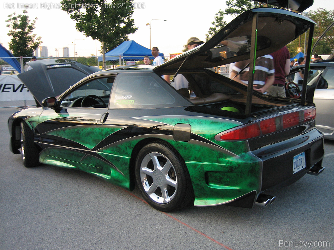 Ford Probe With Graphics Benlevy Com
