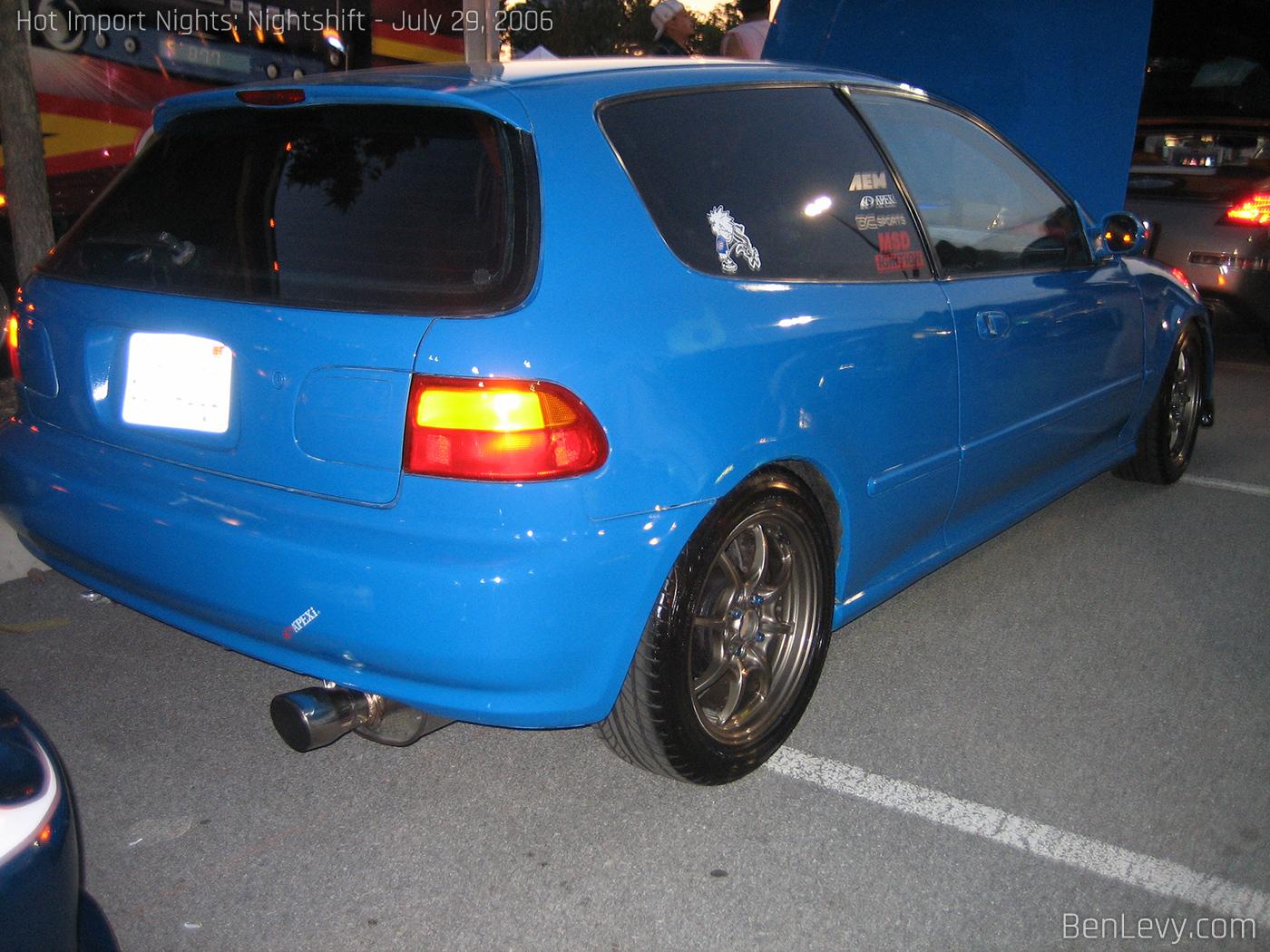 Honda Civic Hatchback Eg6. EG Honda Civic Hatchback