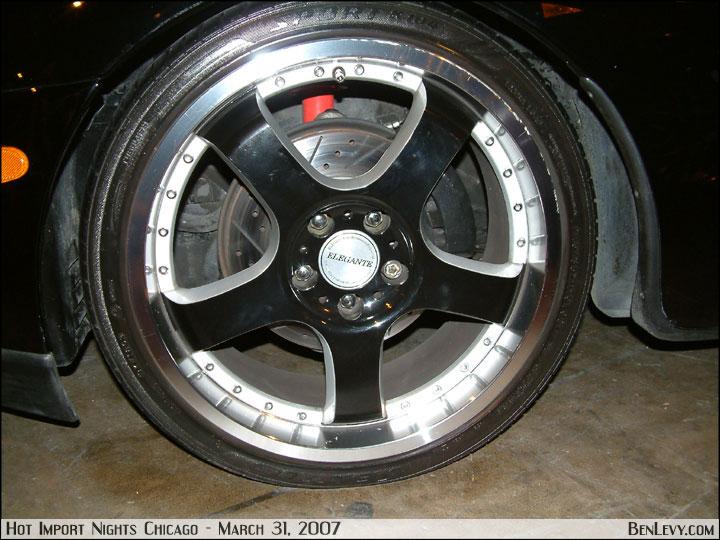 New Mercedes Benz >> Elegante Wheel - BenLevy.com