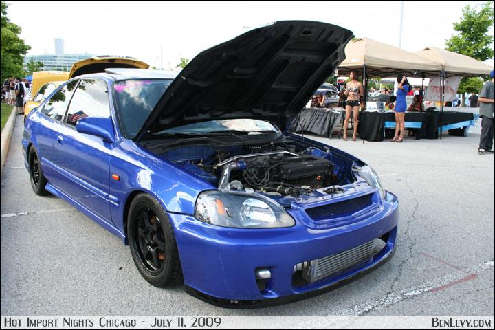 Turbo Civic Si