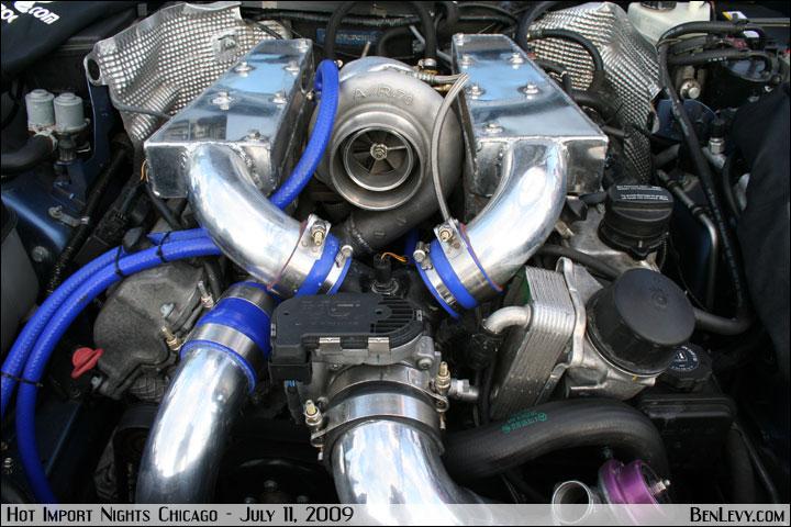 Turbo Chrysler Crossfire Benlevy Com