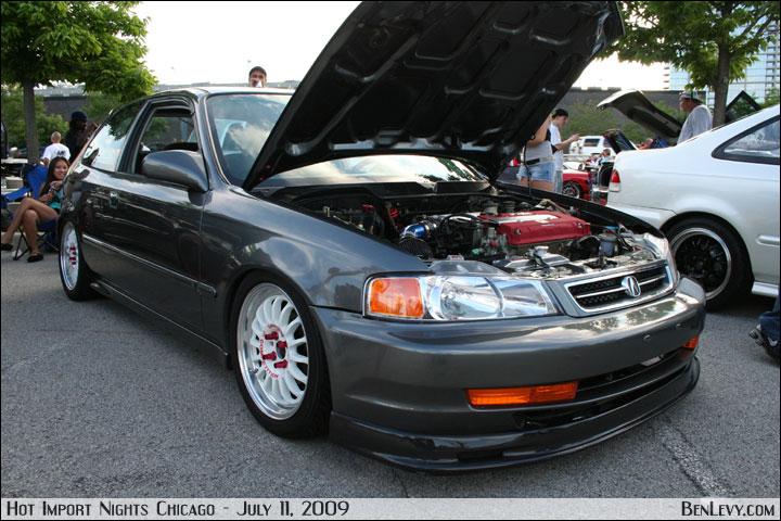 Cars Com Chicago >> EG Civic Hatchback with Acura EL front - BenLevy.com