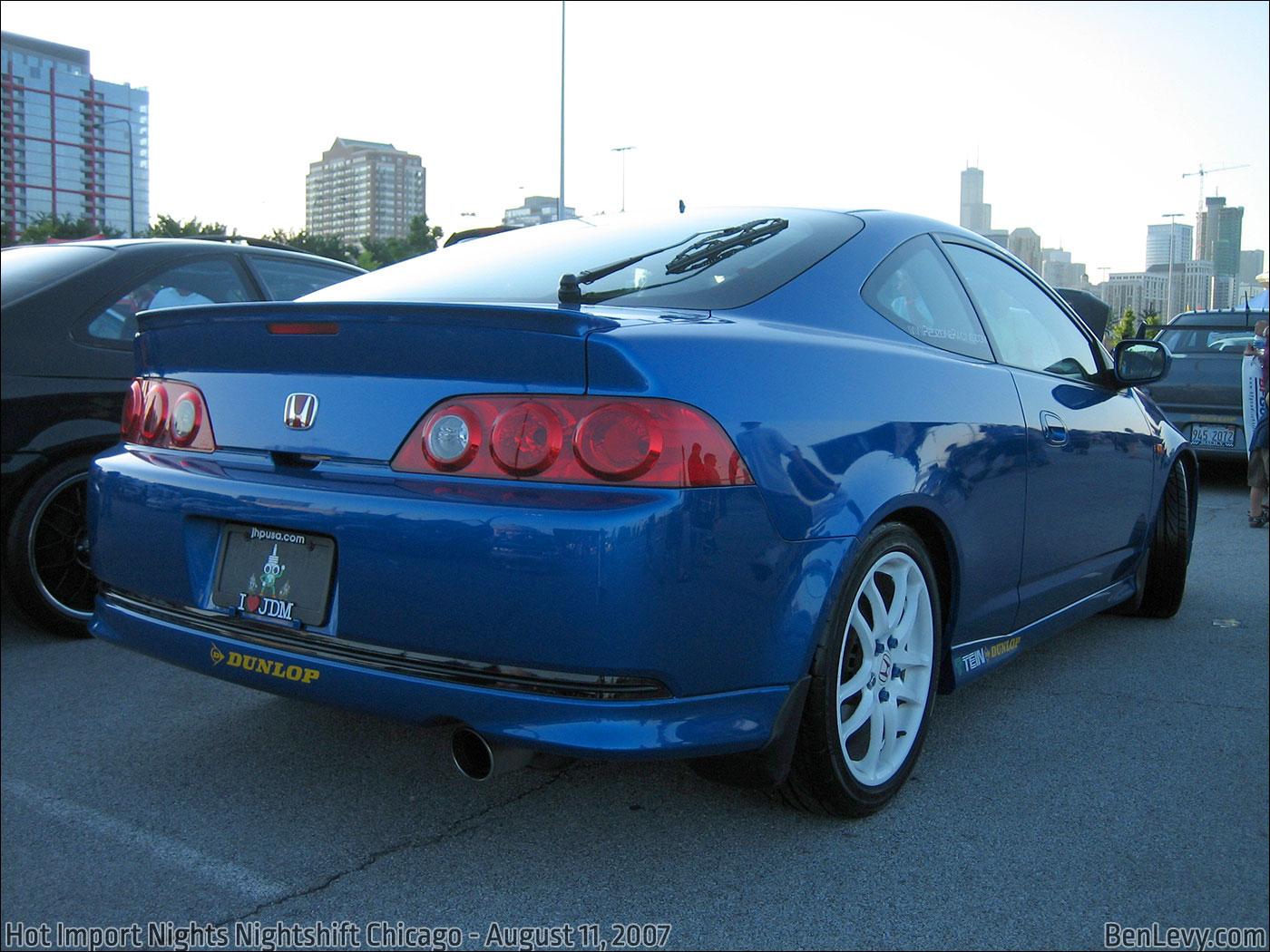 Blue Acura Rsx Benlevy Com