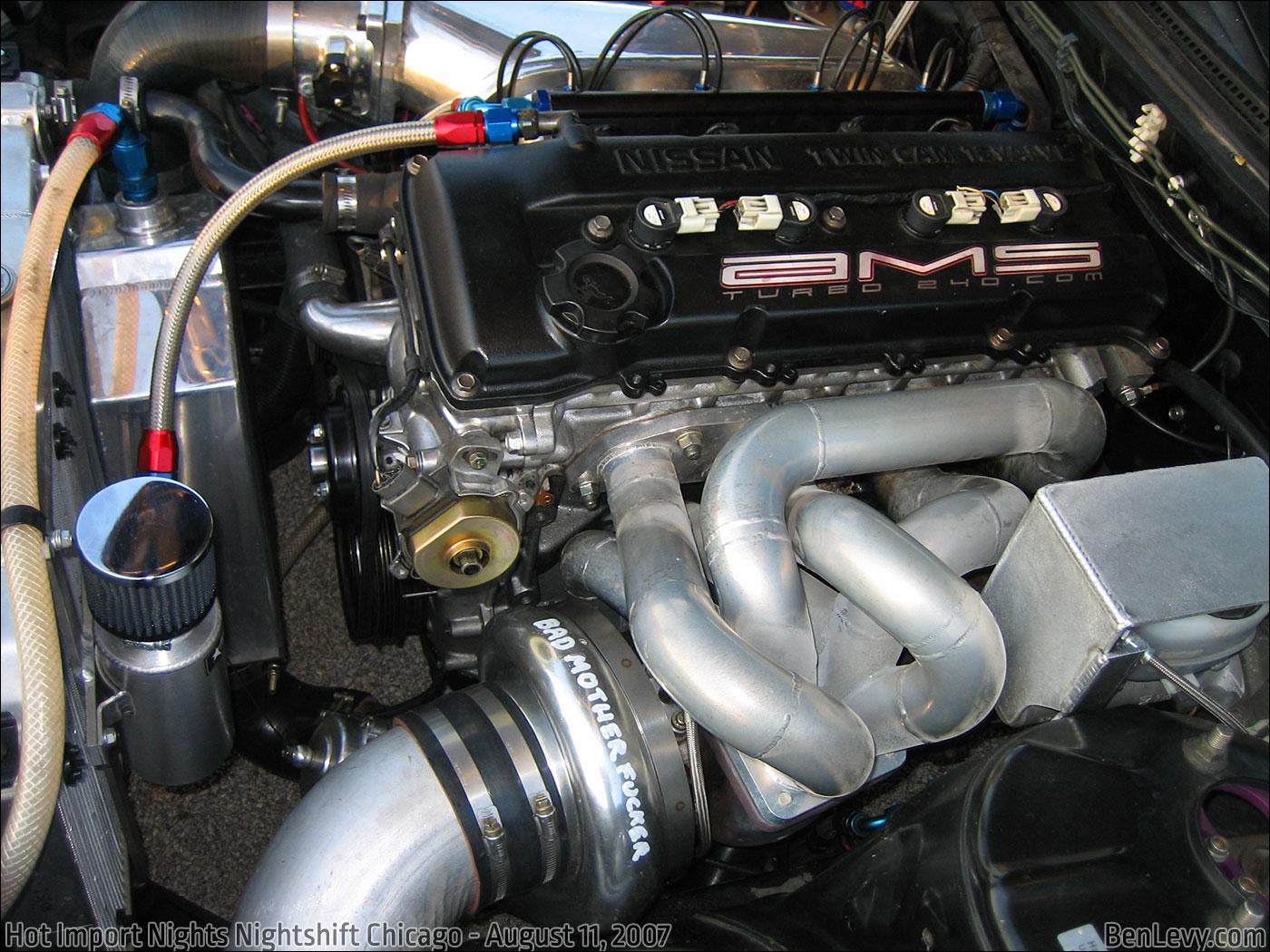 Turbo KA24DE - BenLevy com