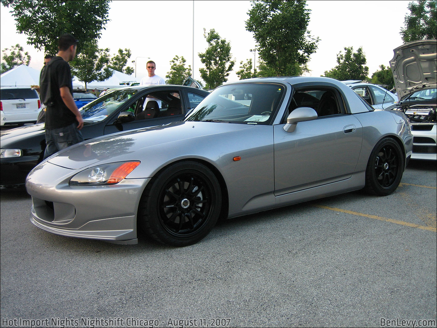 S200 With Hardtop Benlevy Com