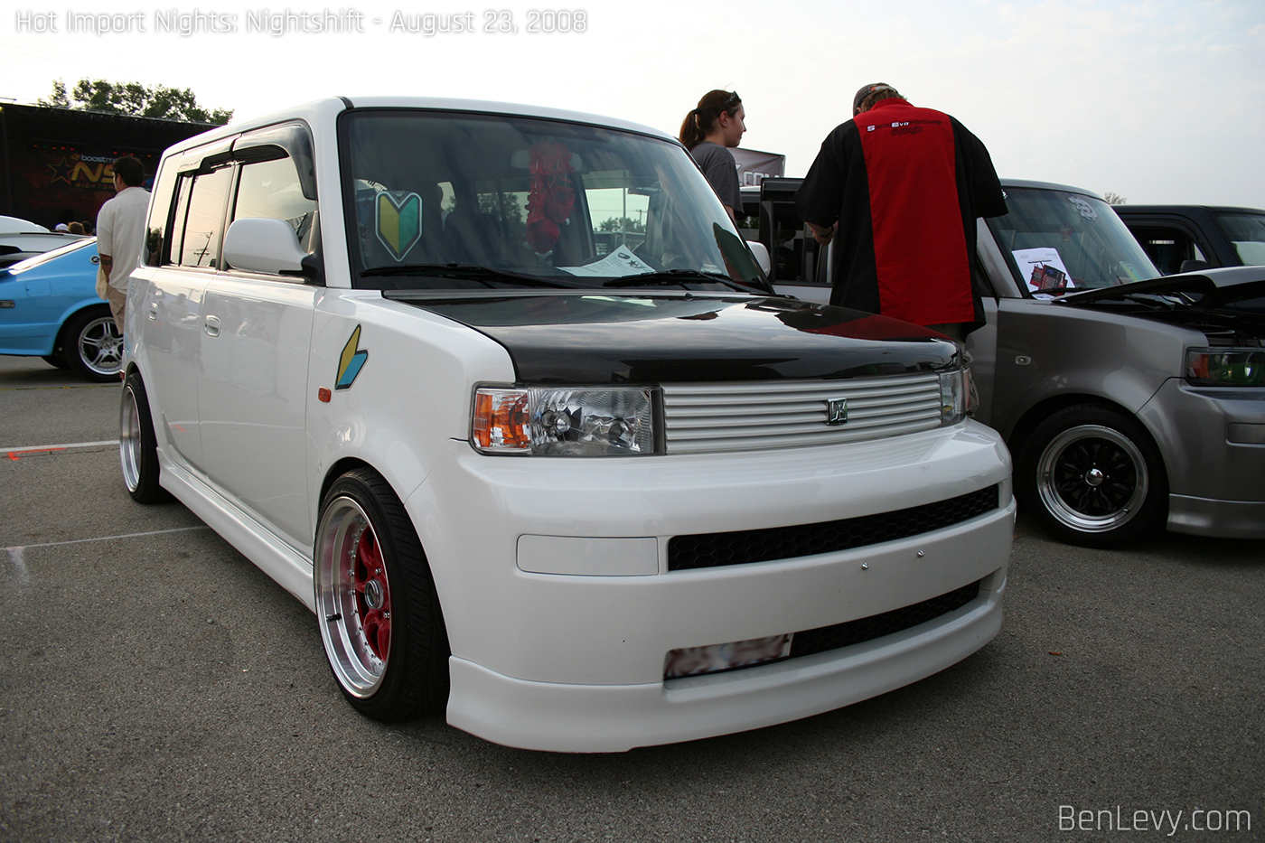 White Scion Xb Benlevy Com