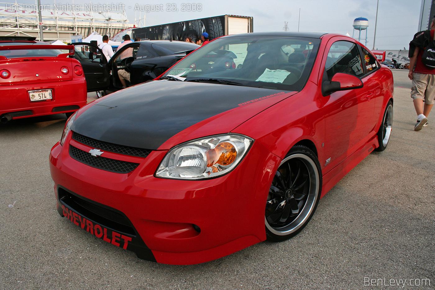 Chevy Cobalt SS Supercharged - BenLevy.com