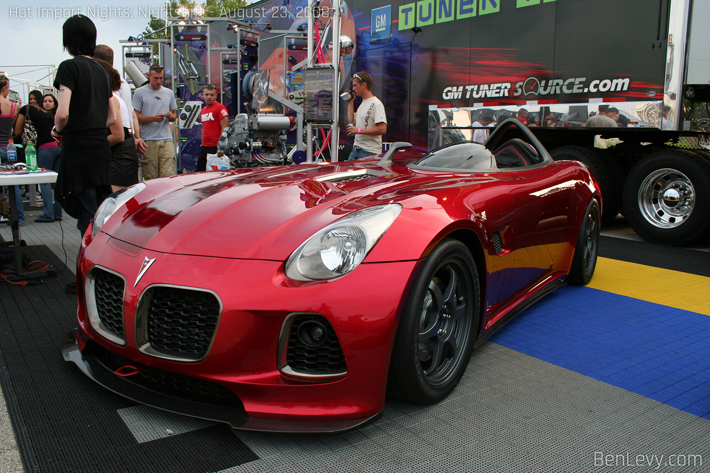 Pontiac Solstice Sd 290 Race Concept Benlevy Com