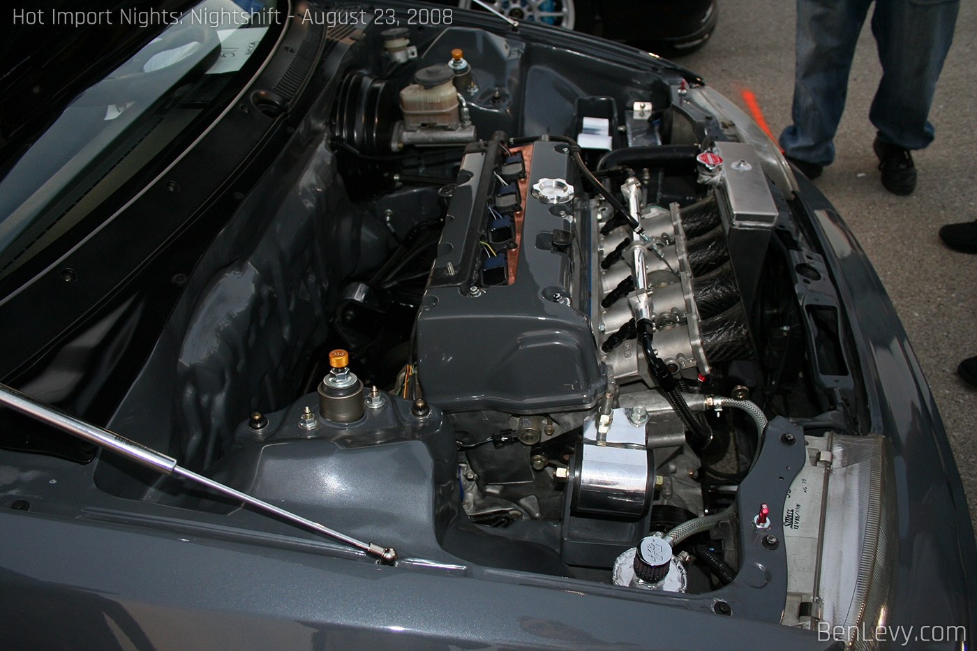 Honda Crx With K20 Engine Benlevy Com
