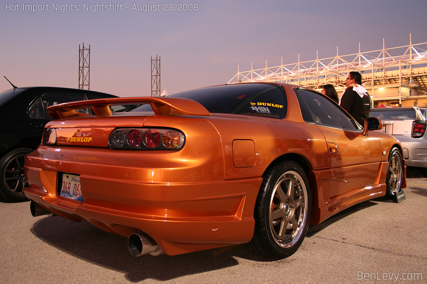 3000gt With Supra Taillights Benlevy Com
