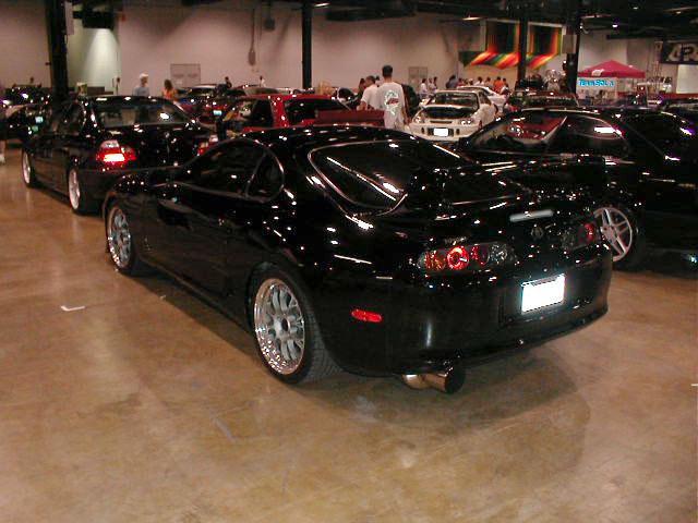 Black Toyota Supra Benlevy Com