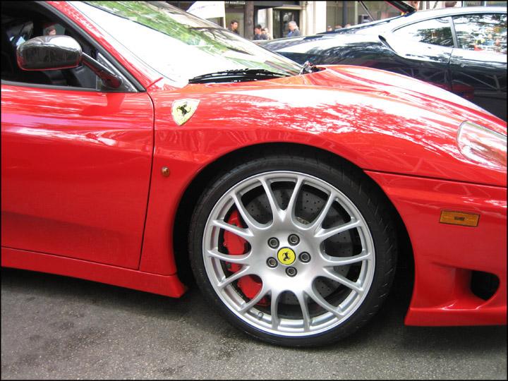 Show Me Ferrari 360 Wheels Vw Vortex Volkswagen Forum
