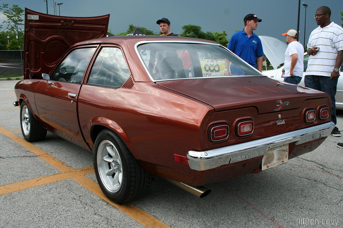1972 Chevy Vega Notchback Benlevy Com