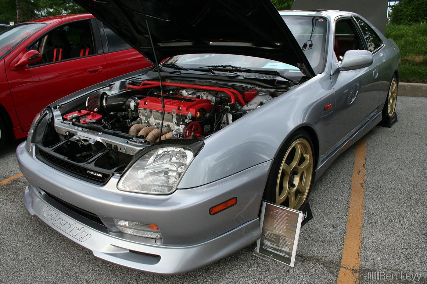 Silver Honda Prelude Benlevy Com