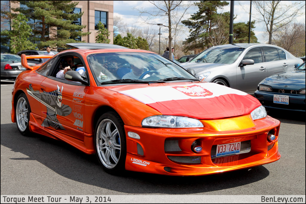 Orange Mitsubishi Eclipse Benlevy Com