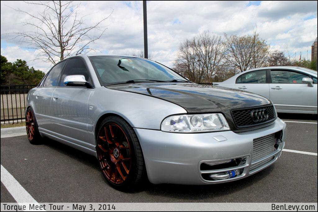 Silver Audi S4 Benlevy Com